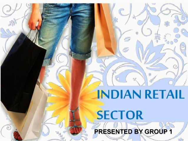 SECTOR  ,    INDIAN RETAIL  ;     3  F ?  PRESENTED B{GROUPV1V