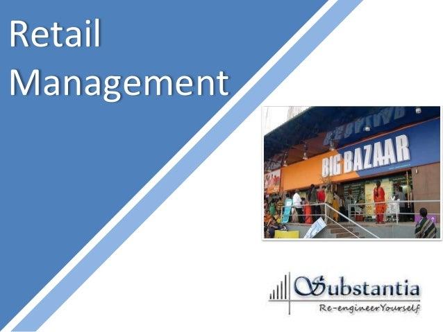RetailManagement
