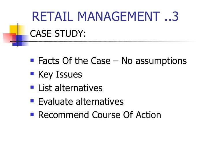 retailing event studies