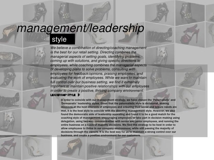 retail managment Stamegna retail management cut the customer chasing process out of your business: stamegna helps you make the best of your time by decreasing your management time and your costs while guaranteeing well organised meetings with qualified companies.