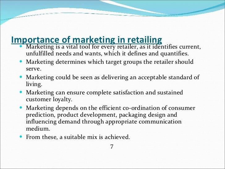 importance and role of marketing mix The marketing mix is a tool used to help brands understand what elements  but, what makes the 4 ps of marketing so important that they have withstood the.