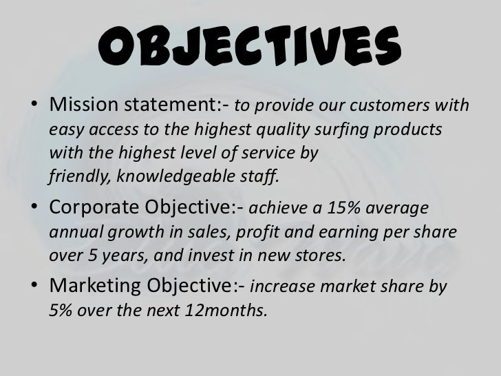 Marketing Mission Statement Examples Images Example Cover Letter