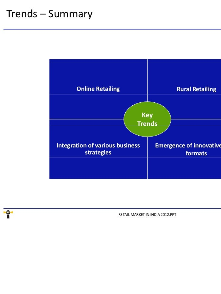 key drivers of retail industry marketing essay An enterprise retail management suite provides practically infinite possibilities to build custom retail statistics may we suggest you first get familiar with the essentials, and then work out specific indicators, relevant to your retail business, and compare your result to internal and industry benchmarks.