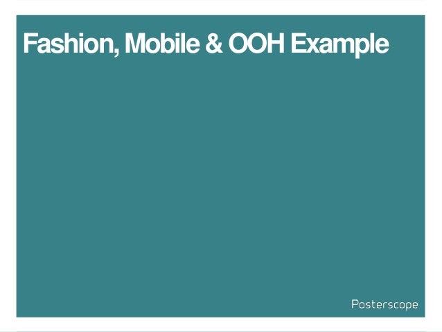 Fashion,Mobile&OOHExample