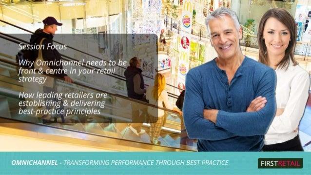Omnichannel - Transforming Performance Through Best Practice Slide 2