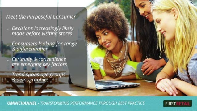 Omnichannel - Transforming Performance Through Best Practice Slide 3