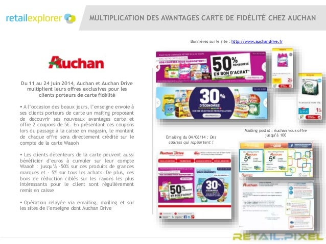 2014 Digitales Retail Auchan Pixel Et Commerciales Actions vfg7yYb6I