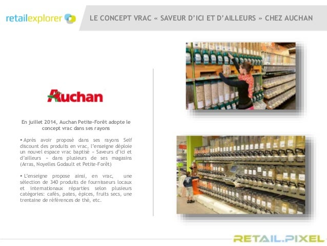 retail pixel 2014 auchan actions commerciales et digitales. Black Bedroom Furniture Sets. Home Design Ideas