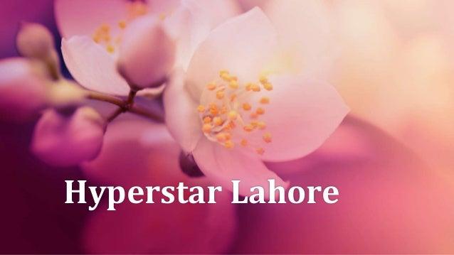 Hyperstar Lahore