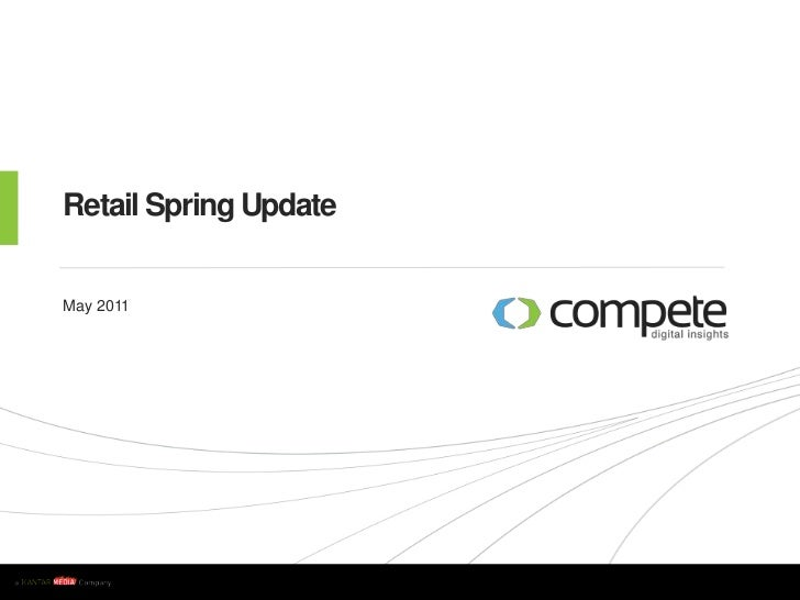Retail Spring Update<br />May 2011<br />