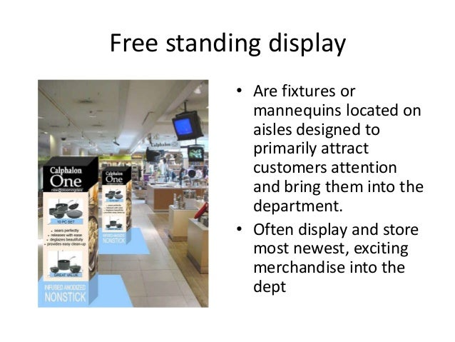 Retail Store Layout Design And Display