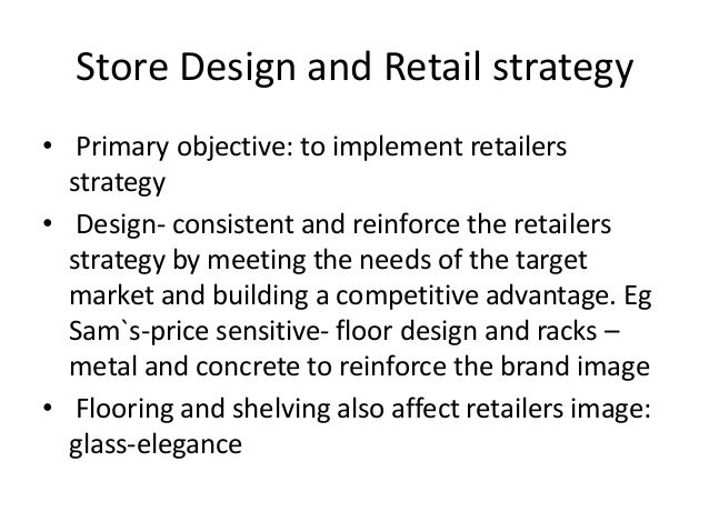Retail Store Layoutdesign And Display