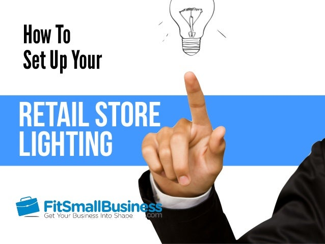 How to set up a retail clothing store