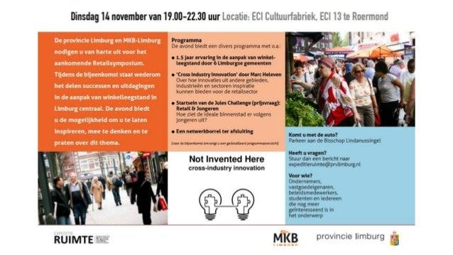 Keynote Retailsymposium mkb en provincie Limburg 14 november 2017 Slide 2