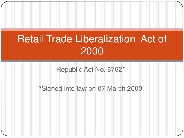 the china trade act of 2000 essay Next act style after 15 years of closer trade ties, china accounts for about 20 per cent of imports in sub-saharan africa and.