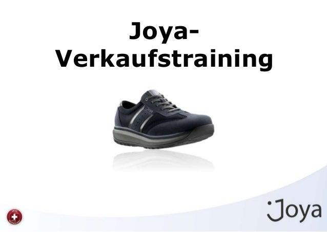 Joya- Verkaufstraining