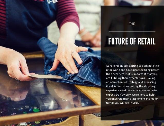 Retail Trends Report 2016 Slide 2