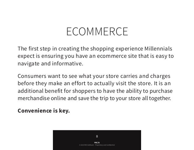 """""""E-commerce and mobile commerce have dramatically changed the way brands reach customers, making it faster and easier for ..."""