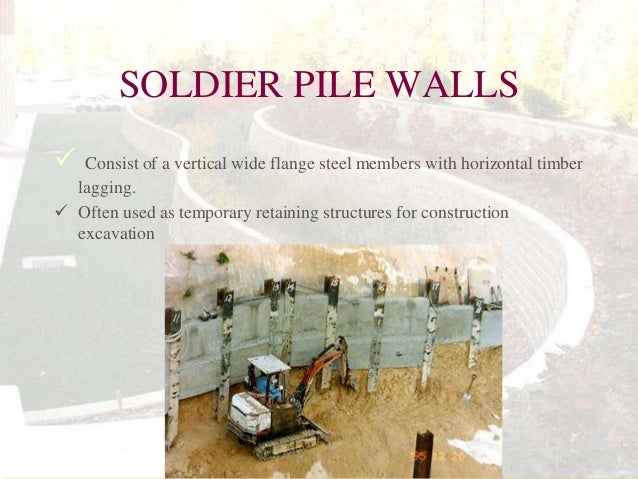 Retaining Wall Design Paper : Retaining wall