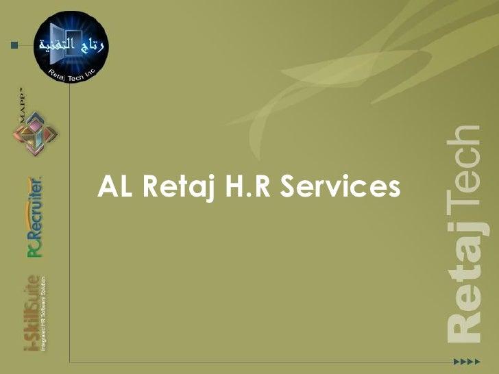 AL Retaj H.R Services