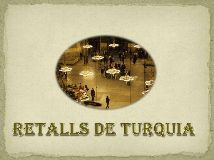 Retalls de turquia