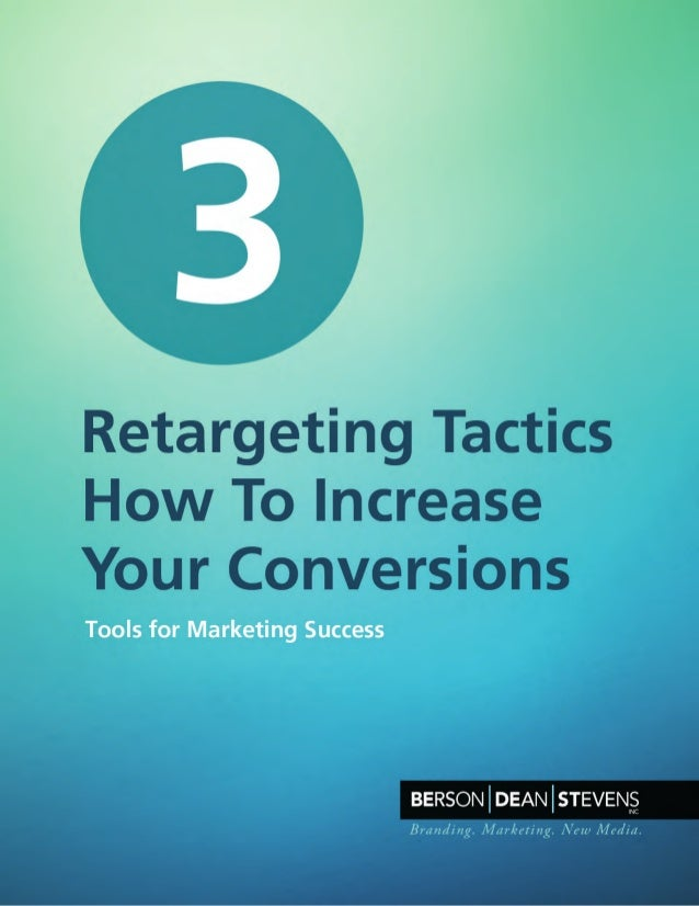Top business-to-business marketing tactics such as display advertising, social media, and PR offer the ability to reach a ...