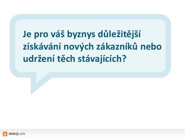 Retence zákazníků a jak ji měřit Slide 2