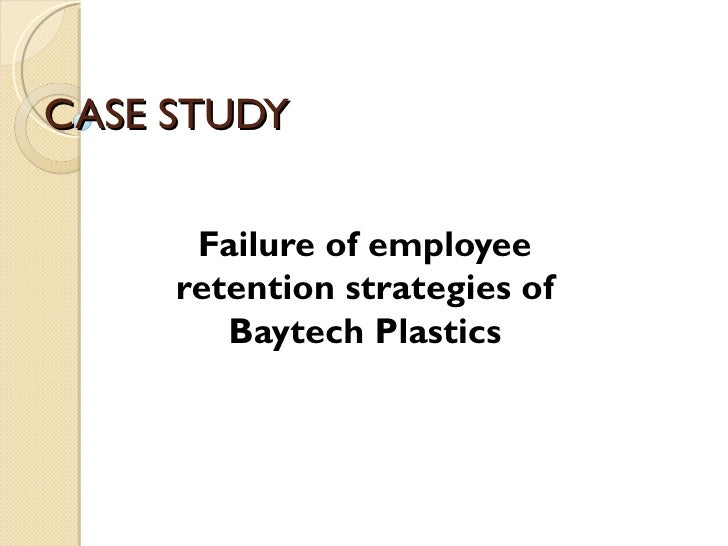 Employee retention strategies essay