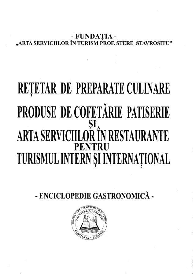 Retetar stavrositu-editia-2004