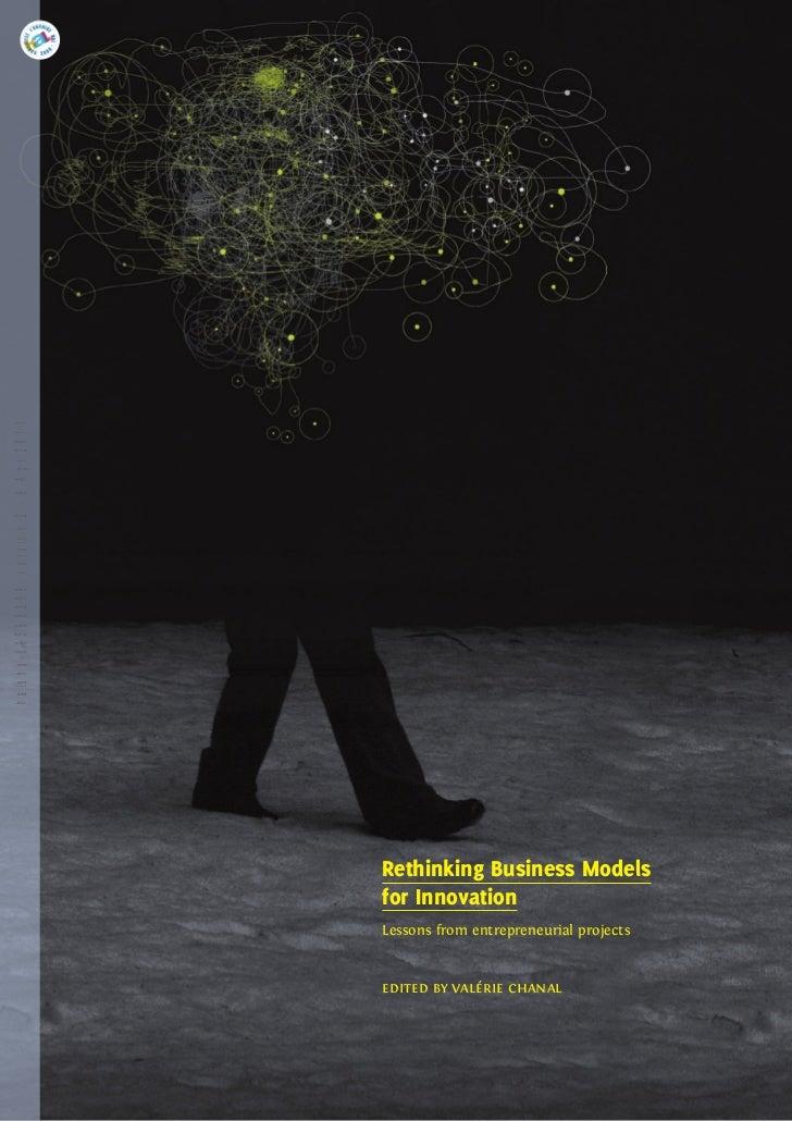 halshs-00566298, version 2 - 6 Apr 2011                                                                       Rethinking B...
