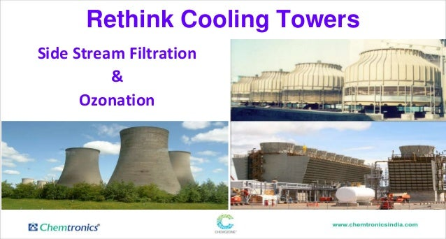 Rethink Cooling Towers Side Stream Filtration & Ozonation