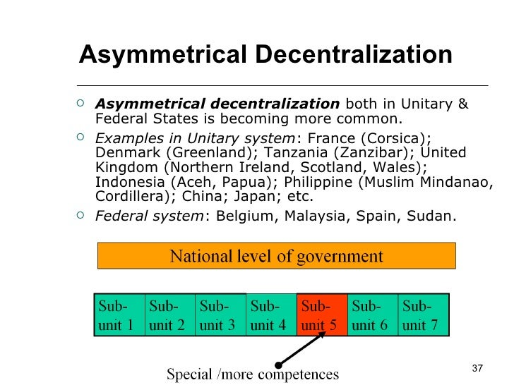 decentralization federal government But as the us federal government hoards a us$17 trillion debt, polices the world with its sprawling number of military bases, and nurses a regulatory addiction on full display with 174,545 pages in the latest federal register, it's fair to ask how the experiment has fared in comparison to its continental.