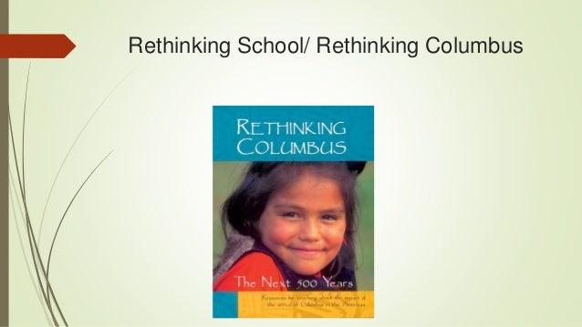 Rethinking School/ Rethinking Columbus