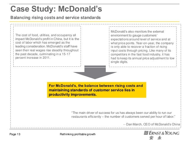 mcdonald case study analysis Mcdonalds case study essays: over 180,000 mcdonalds case study essays, mcdonalds case study term papers, mcdonalds case study research paper, book reports 184 990.