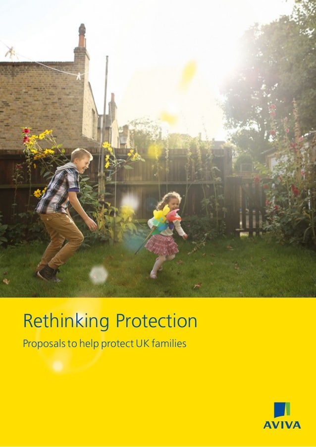 Rethinking Protection Proposals to help protect UK families