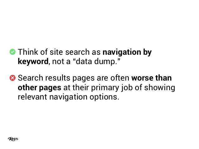 """""""Natural language"""" is not a natural way to use site search. Natural language makes sense when starting with less context, ..."""