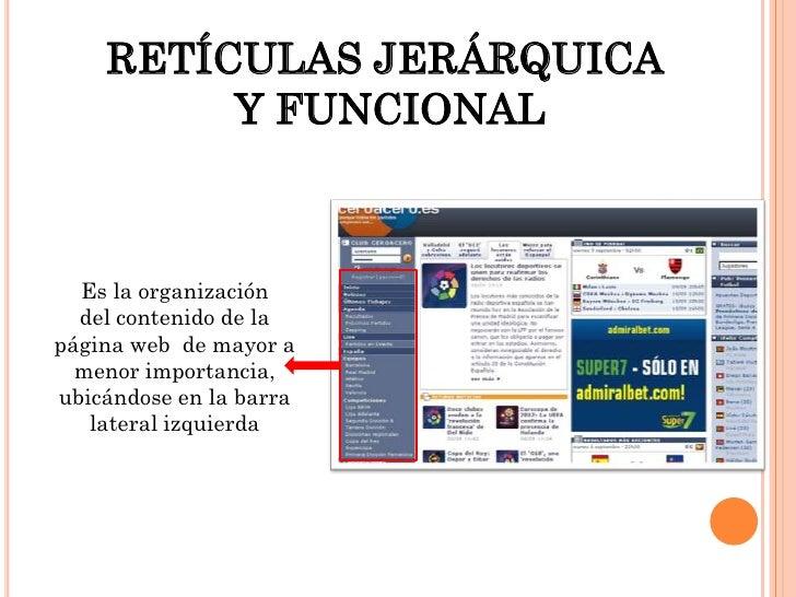Ejemplos de Retículas Slide 3