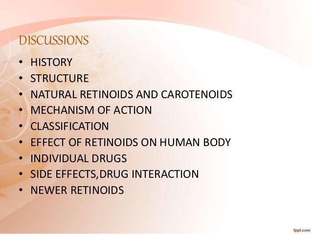 Retinoids in dermatology seminar