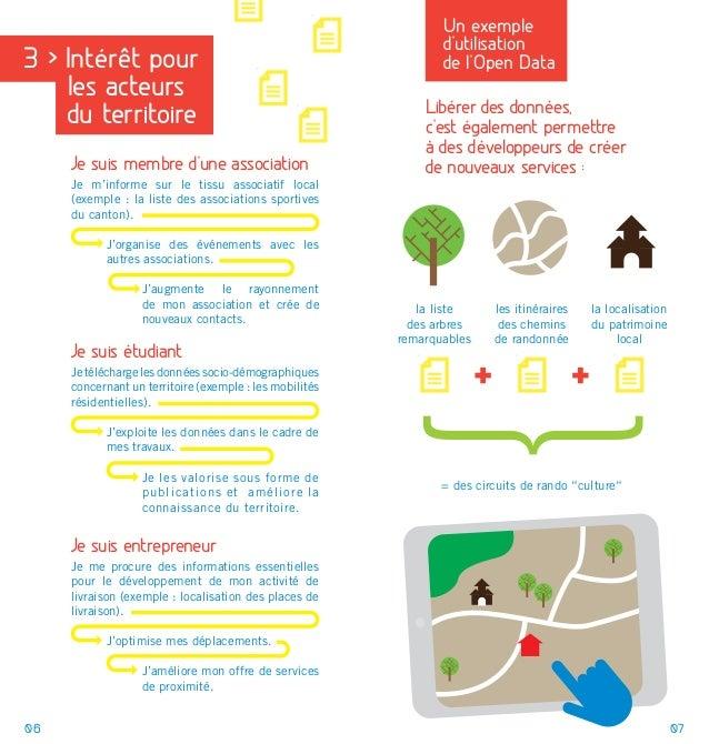 L'Open Data Les données publiques au service de tous www.manchenumerique.fr comprendre 4 > En savoir plus Initiatives •Op...