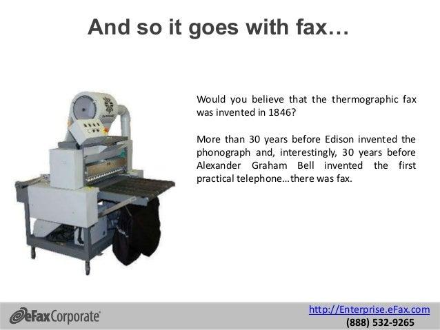 retire your fax server efax corporate