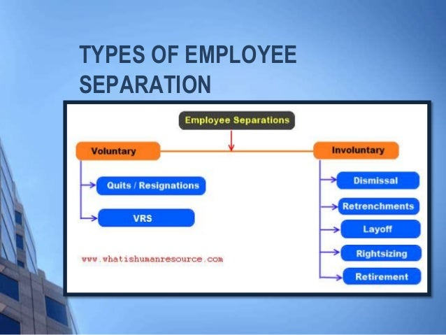 employee separation and retention 6 Information management records management records retention  of at least  thirty-six months after the date of termination of employment.