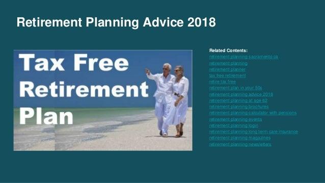 retirement planning sacramento ca