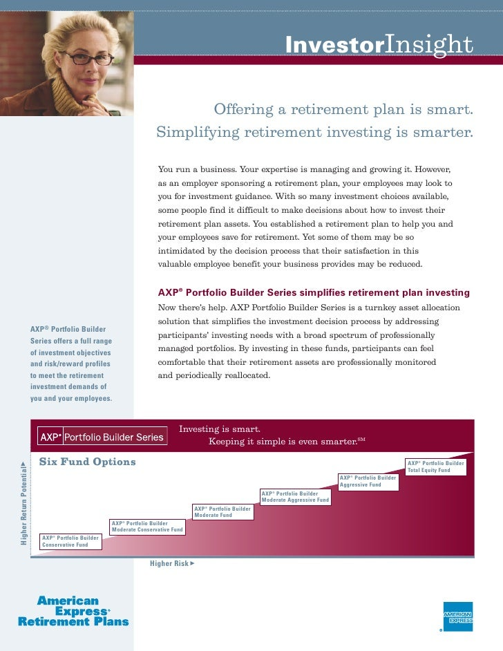 InvestorInsight                                                                                Offering a retirement plan ...