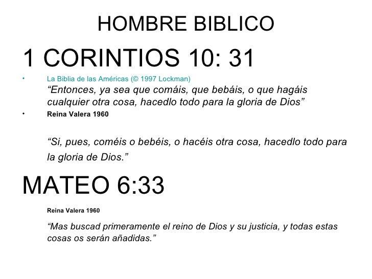 Matrimonio Segun La Biblia Reina Valera : Retiro de hombres