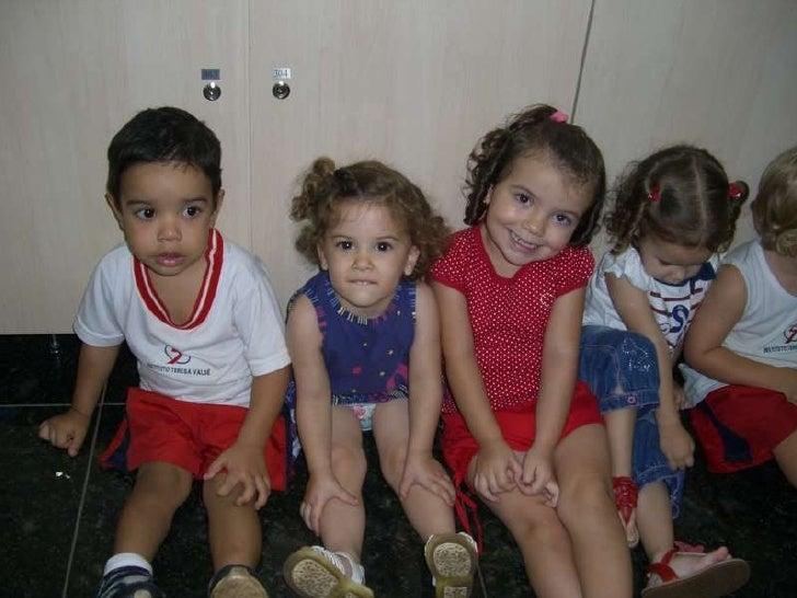 Retiro educação infantil 2011