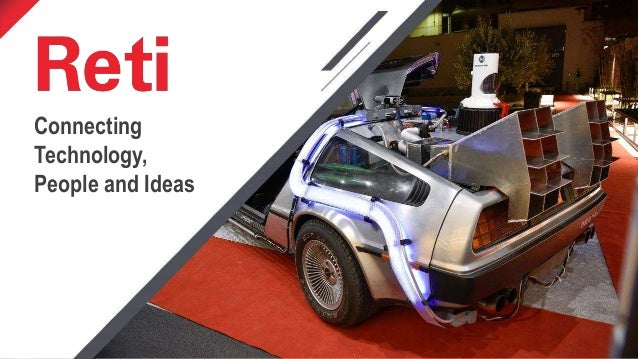 Reti SpA presentation 2018 Slide 2