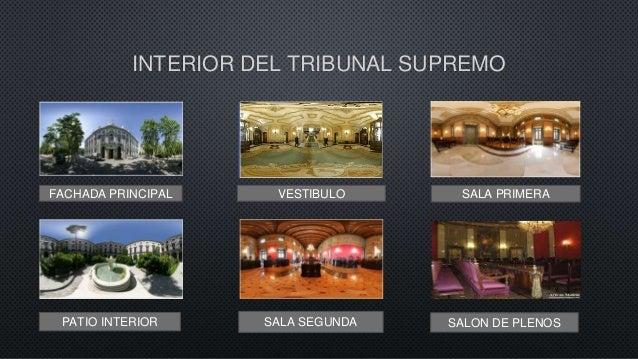 Reto del tribunal supremo y la audiencia nacional 2016 for Sala 4 tribunal supremo