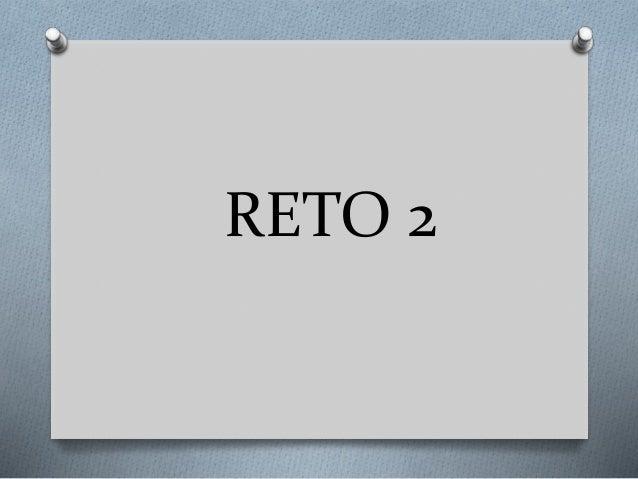 RETO 2