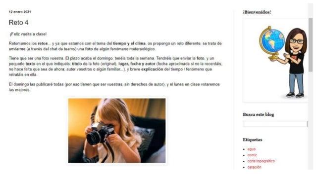 TÍTULO: Unas vacaciones inolvidables LUGAR: A Coruña FECHA: 6 de diciembre de 2019 AUTORA: Paula (yo) EXPLICACIÓN: en esta...