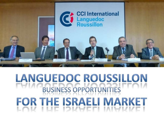 Which Matching?The local Chamber of Commerce with its partners such asUbifrance, Israeli Consulate and the French Israeli ...